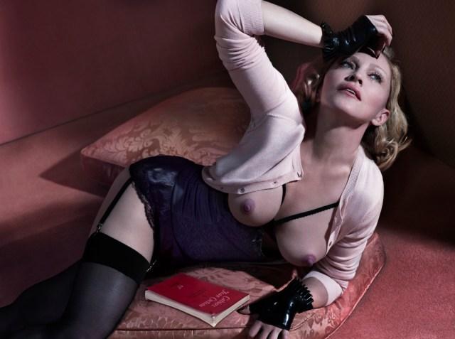 madonna topless interview magazine 003