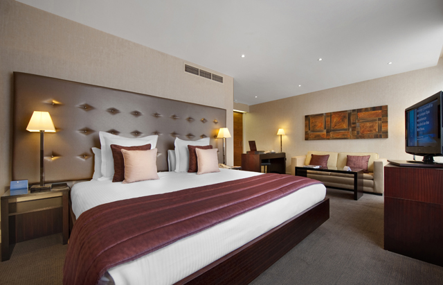 Executive Room - K West Hotel & Spa (2)
