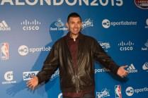 NBA Global Games Fashion Showcase VIP Party 1