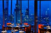 Oblix Restaurant - The Shard, London