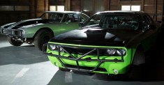 the cars of fast and furious 7 - 11