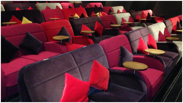 everyman cinema seating