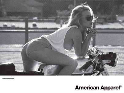 American Apparel BANNED adverts 26