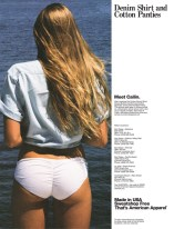 American Apparel BANNED adverts 35