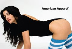 American Apparel BANNED adverts 85