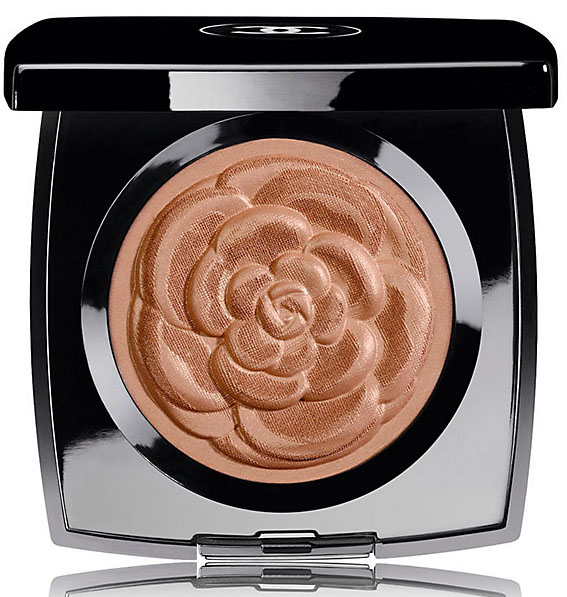 chanel luminating powder