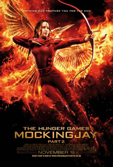 Hunger Games new poster