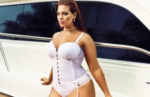 Ashley Graham Bridal lingerie collection - Dreamer for plus size brides