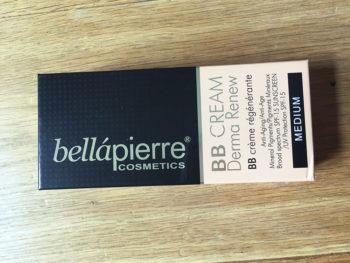 BB cream Bellapierre