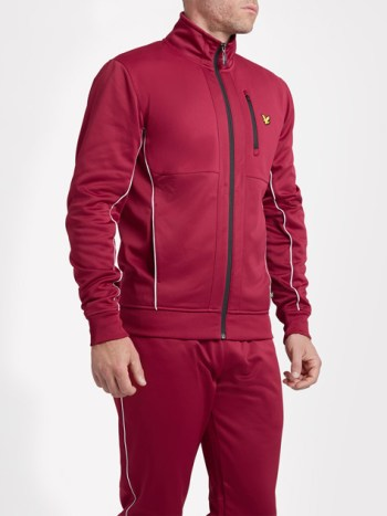 Lyle & Scott Fitness Track Jacket