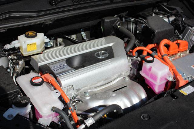lexus NX engine