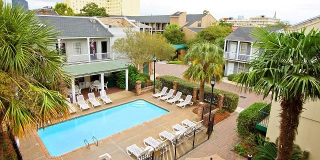 New Orleans Boutique Hotel in Garden District