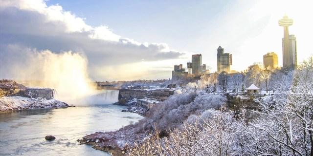 Niagara Falls Stay with Casino Credit