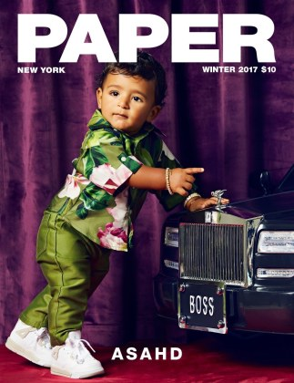 Digital Cover - Asahd Khaled Is the Fresh Prince of Hip-Hop
