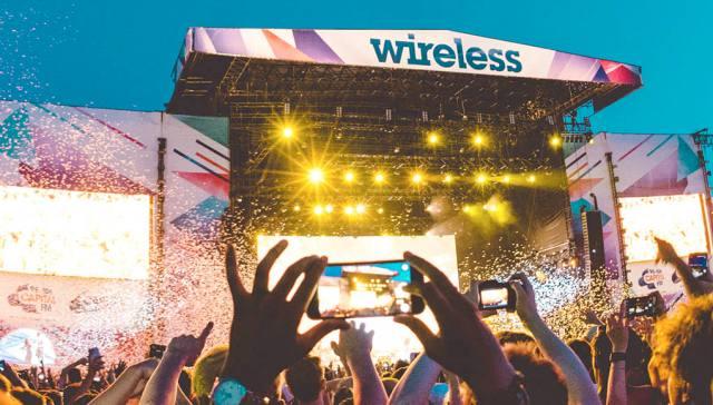 wireless 2018 festival