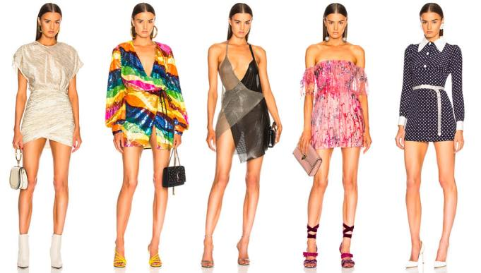 There's something so special about these 10 FWRD dresses