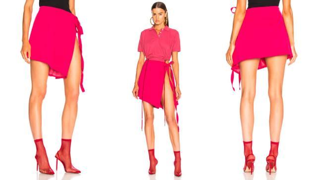 Y Project Open Side Skirt