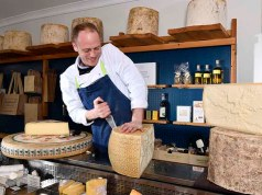 Rhuaridh Buchanan, Cheesemonger at Buchanans CheesemongerJPGh