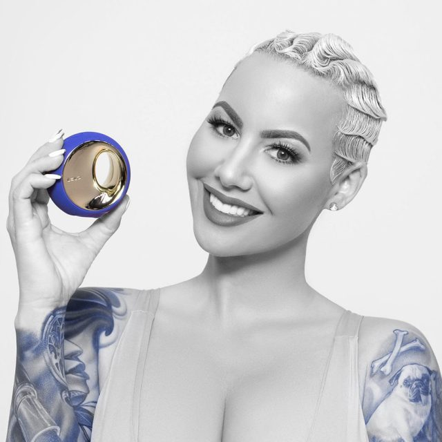 Amber Rose does Sex Toys