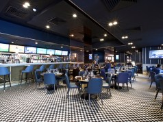 180614 Chelsea Football Club: Frankies Restaurant Refurbishment