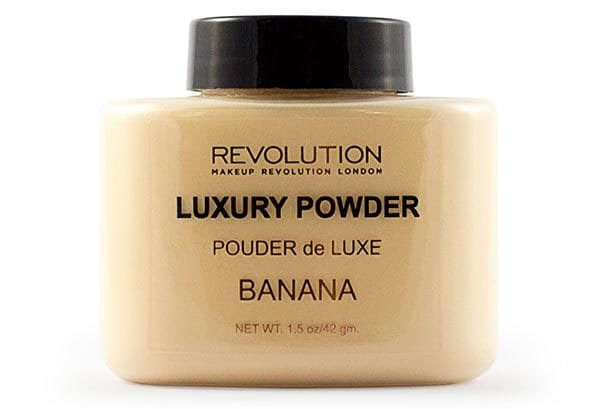 revolution luxury powder