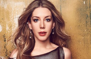 Katherine Ryan - Glitter Room comedy show is coming to the West End in September