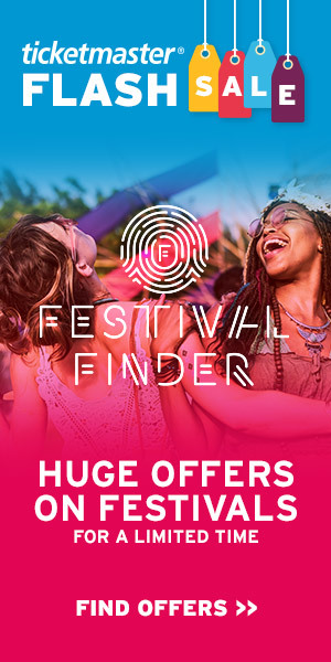 ticketmaster festival flash sale
