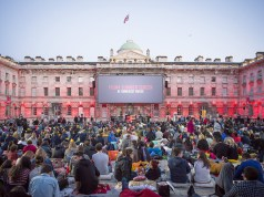 Film4 Summer Screen at Somerset House © James Bryant Photography