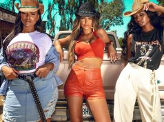 Pretty Little Thing clothing goes Wild Wild West