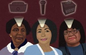 Kia Amoa - Female Black History Icons