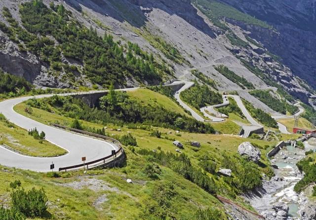 Stelvio Pass - Italy