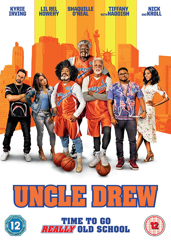 Win a copy of Uncle Drew DVD