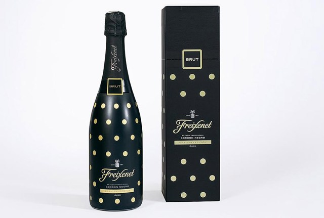 Freixenet limited-edition Cordon Negro gift pack