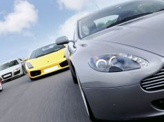 Triple Supercar Drive Experience
