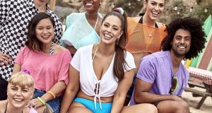 Ashley Graham Sexy bikini Curves