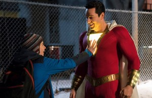Shazam Movie featurette