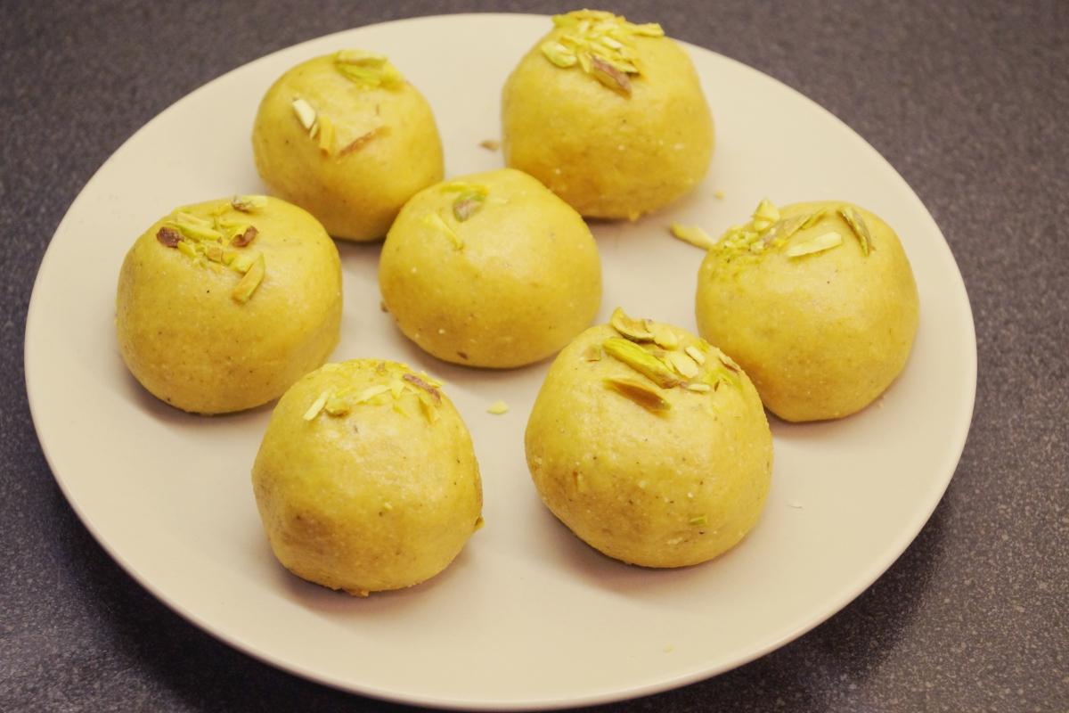 Homemade Diwali Sweets
