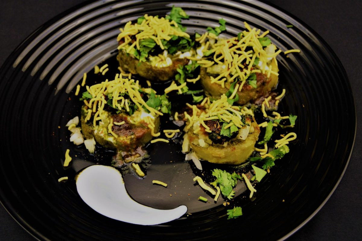 Sweet Potato Chaat | Quick and easy sweet potato recipe