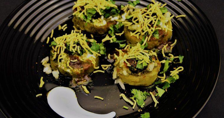 Sweet Potato Chaat | Quick and easy sweet potato recipe