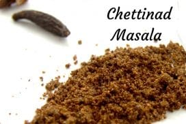 chettinad masala powder recipe
