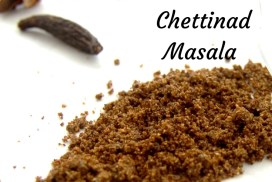chettinad masala powder recipe