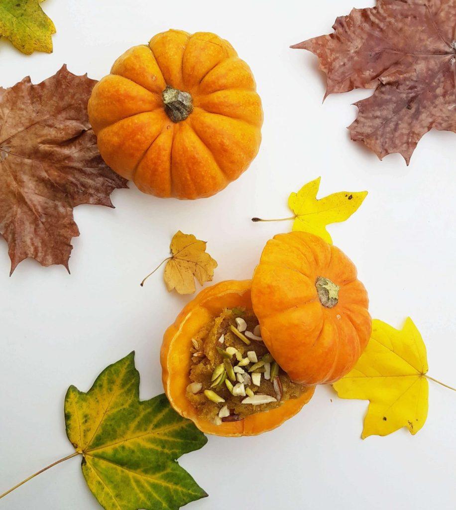 pumpkin-halwa