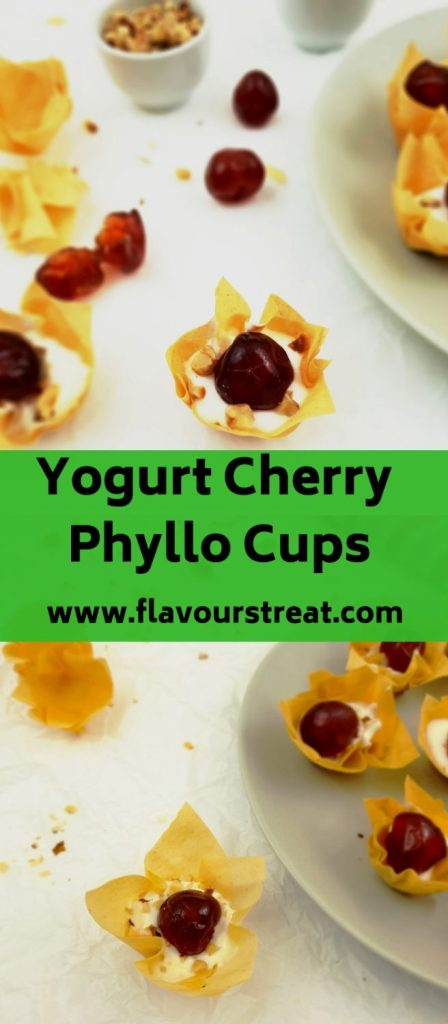 phyllo cup dessert pic for pinterest