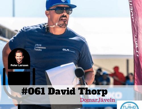 TFP #061 David Thorp – DomarJäveln – The FLAWD Podcast