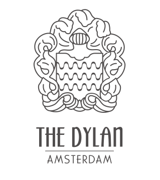 Logo The Dylan Amsterdam Grijs 80%
