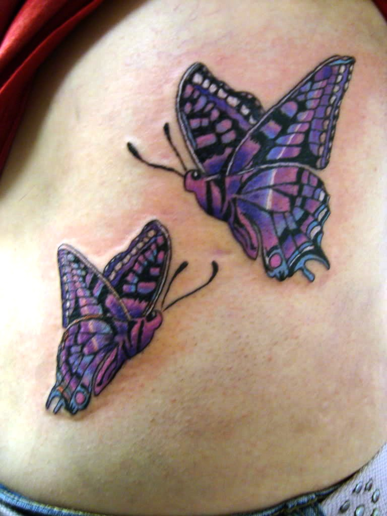 25 Butterfly Tattoos Ideas For Women To Try Flawssy