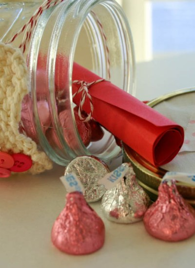 Message In A Bottle – DIY Valentines to give the Kiddos