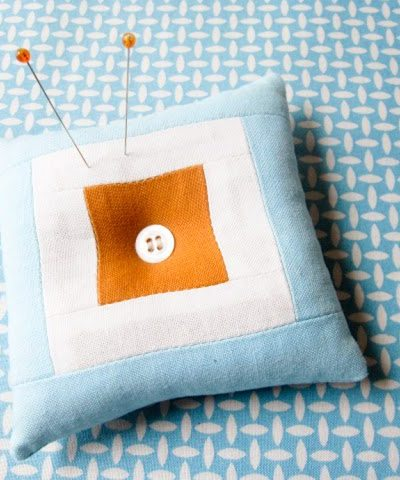 A Modern Pin Cushion by Annik Miller – a Sew, You've Always Wanted To Quilt Guest Post