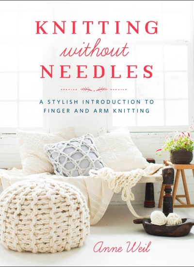 Cover Reveal: Knitting Without Needles