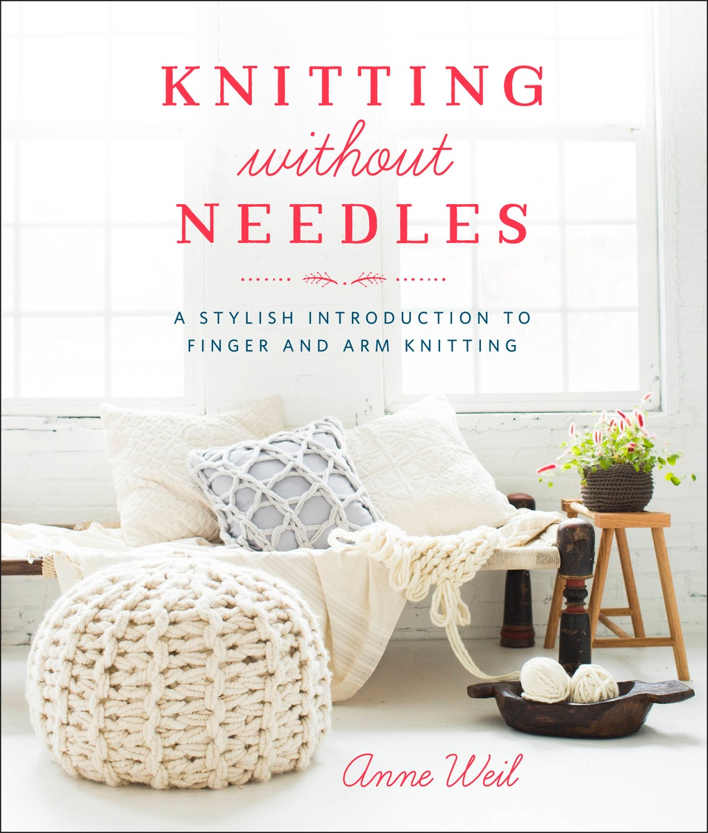 five fave finger knitting projects from knitting without needles